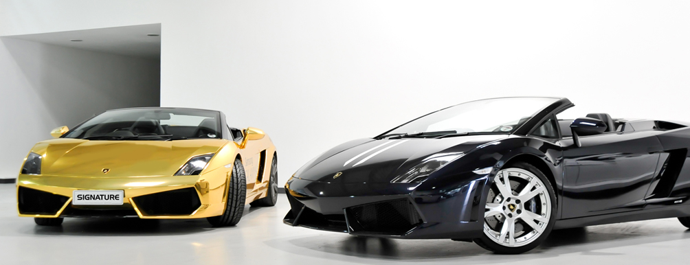 Step inside a supercar today - hire a sports car