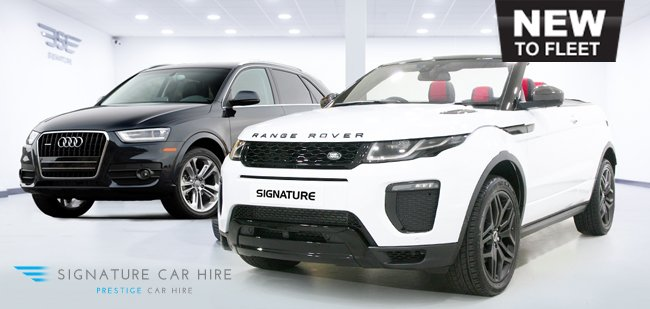 Signature Car Hire