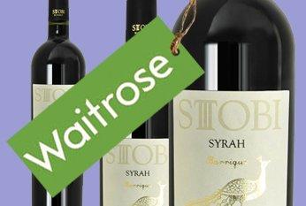 Stobi Winery Banner